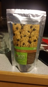 "Nourish Organics is an Indian brand which offers a small number of gluten-free products, such as Brown Rice Cookies. They are very ""healthy-tasting"" - not sweet at all. Difficult to find, except at high-end supermarkets and airports."