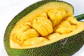 Jackfruit: Truly a one-of-a-kind produce. Native to the tropics.