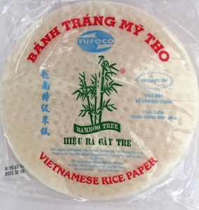 Example of Rice Paper from Vietnam. Source: ebay.co.uk